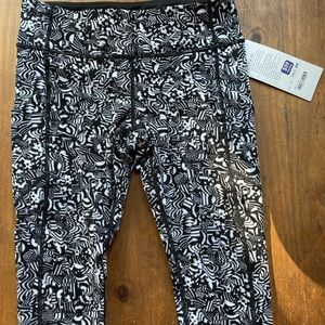 Lululemon athletica Leggings Speed Crop *SW Sz 8
